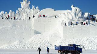 Στην Κίνα για το Χειμερινό Ηλιοστάσιο