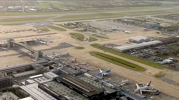 British police release Gatwick airport suspects without charge