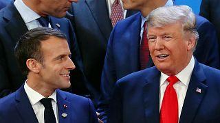 Macron Trump'ın Suriye kararını eleştirdi: Müttefikler her zaman için güvenilir olmalı