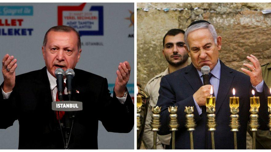 اوجگیری جدال لفظی نتانیاهو و اردوغان: من دیکتاتور هستم یا تو؟