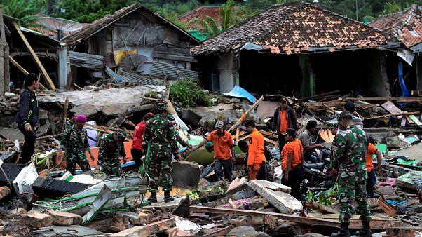 Nuevo tsunami de Indonesia: así lo vivieron las víctimas