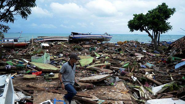 """""""O problema é que o tsunami ocorreu durante a maré alta"""""""