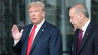 ترامب تحدث مع أردوغان عن انسحاب القوات الأميركية من سوريا