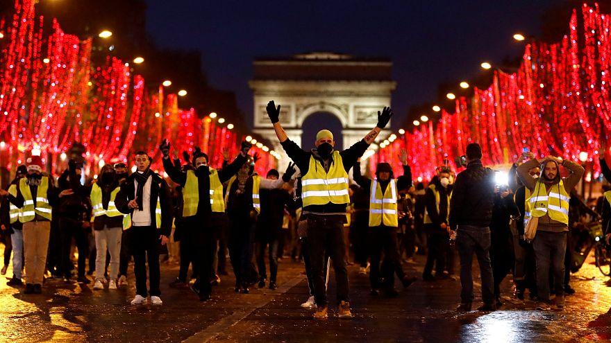 Macron: egyetértésre és egységre van szükségünk