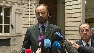 """Gilets jaunes : Edouard Philippe veut """"un retour à l'ordre"""""""