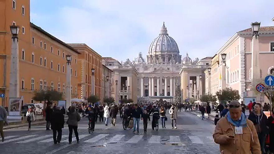 Sicherheitsvorkehrungen in Rom und Vatikanstadt