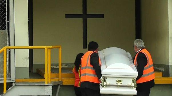El cuerpo de la niña fallecida tras enfermar en la Patrulla Fronteriza de EEUU llega a Guatemala