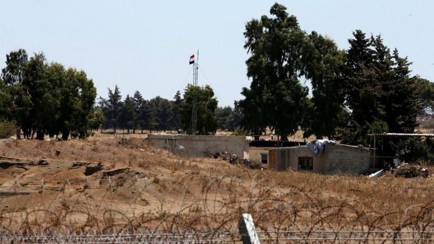 تیراندازی ارتش اسرائیل به سوی «افرادی مسلح» در بلندی های جولان