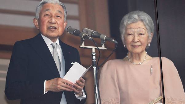 Video | Japon İmparatoru Akihito'nun tahttaki son doğum günü kutlamasına rekor katılım