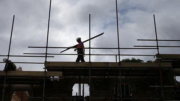 Türkiye'de inşaat sektörü daralıyor