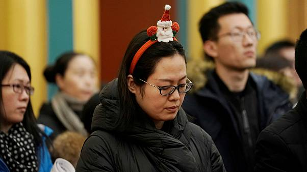 گشت ممنوعیت کریسمس در چین؛ پلیس برای جمعآوری «نمادهای غربی» دست به کار شد
