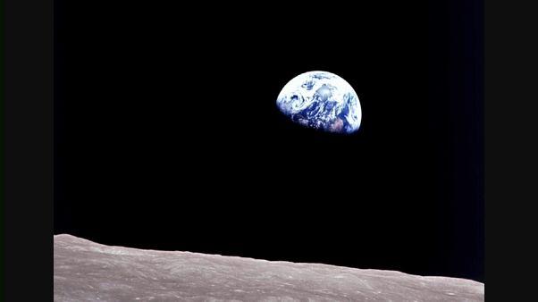 """""""Dünya'nın Doğuşu""""nu görmemizin 50'nci yılı"""