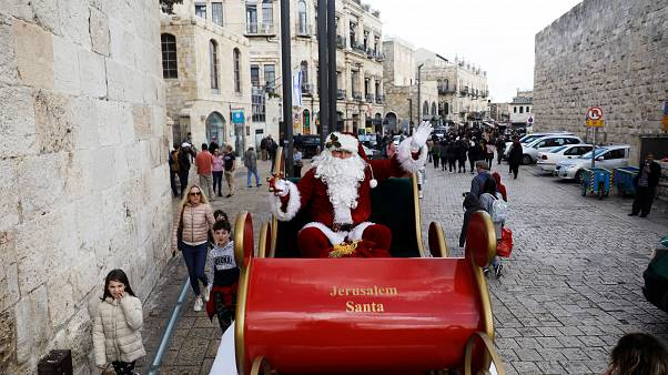 Bethlehem enjoys busiest Christmas season on record