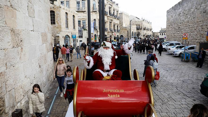 Bethlehem enjoys busiest Christmas season on record