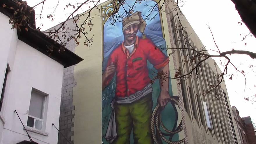 Toronto presta tributo à comunidade portuguesa em museu de street art