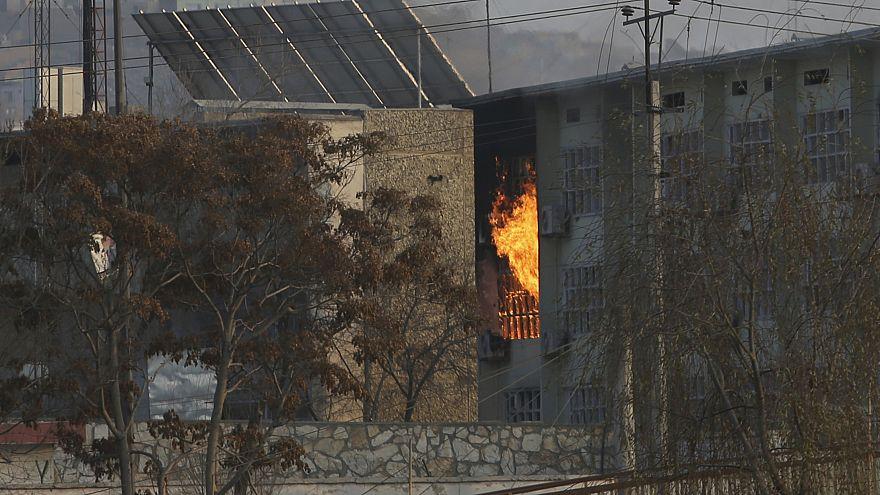 پایان گروگانگیری در کابل بعد از ۷ ساعت؛ دستکم ۲۸ نفر کشته شدند