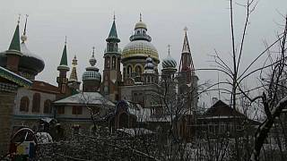 The 'church of all religions' in Russia