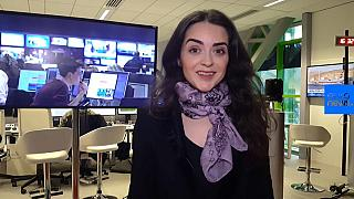 Watch: Happy Christmas from everyone at Euronews!