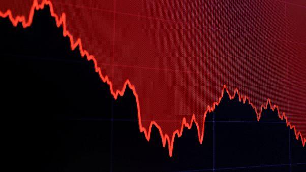 European stocks set for worst year since 2008