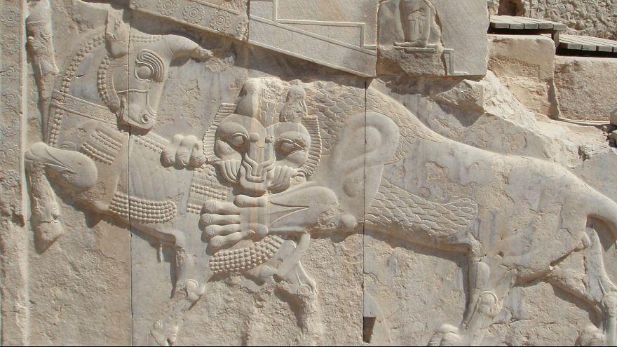 باستان شناسان احتمالا یک پایگاه نظامیِ هخامنشیان را در اسرائیل کشف کردند