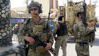 نیروهای آمریکایی هنوز دستور تخلیه از افغانستان را دریافت نکرده اند