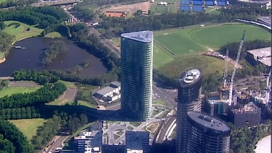 L'Opal Tower a Sidney