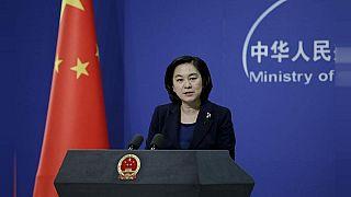 الصين تتهم الاتحاد الأوروبي و بريطانيا بالنفاق
