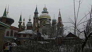 Un temple de toutes les religions en Russie