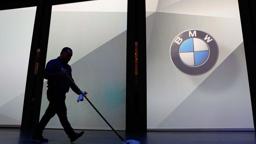 Güney Kore'den BMW'ye 10 milyon dolarlık motor yangını cezası