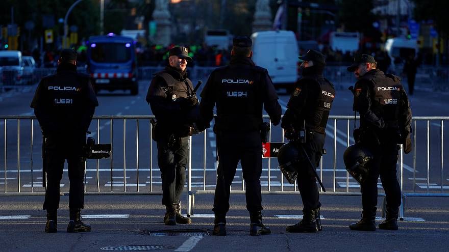 ABD'nin 'terör saldırısı' uyarısının ardından Barselona'da güvenlik önlemleri artırıldı