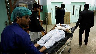 شمار کشته شدگان حمله به ادارات دولتی کابل به دستکم ۴۳ نفر رسید