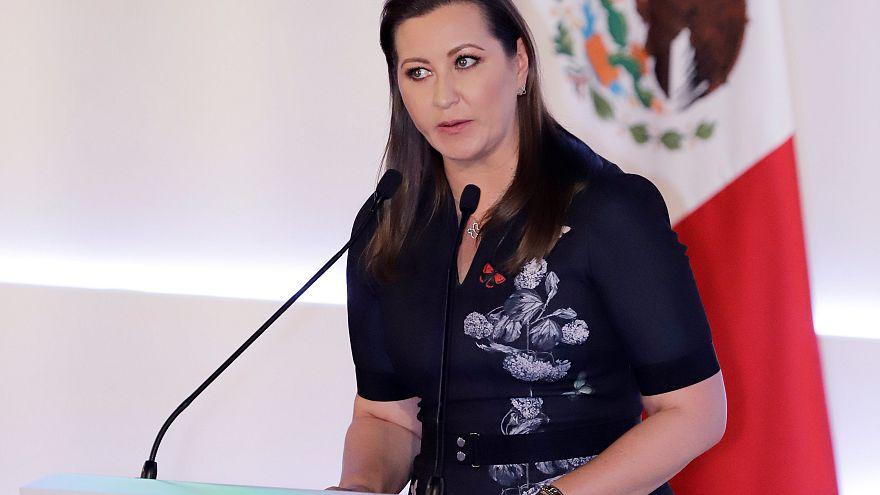 """Muere la gobernadora mexicana de Puebla en un accidente de helicóptero """"sin especificar"""""""