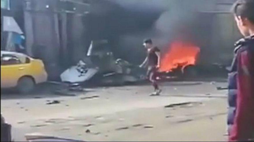 انفجار خودروی بمبگذاری شده در شمال عراق دستکم دو کشته برجا گذاشت