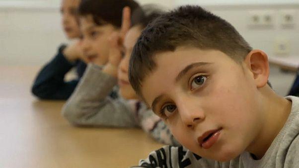 Viena dá apoio escolar a refugiados