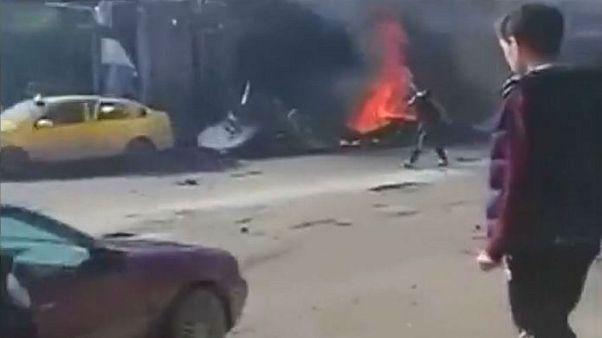 Irak'ın kuzeyinde bomba yüklü araç patladı: 2 ölü 13 yaralı