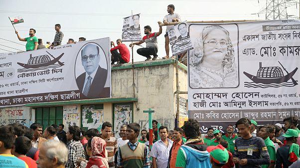 احزاب مخالف بنگلادش از دستگیری بیش از ده هزار نیروی اپوزیسون خبر می دهند