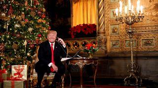 سوال ترامپ از کودک هفت ساله بحث برانگیز شد