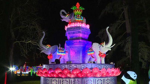 """Les """"féeries de Chine"""" s'invite dans le sud de la France"""