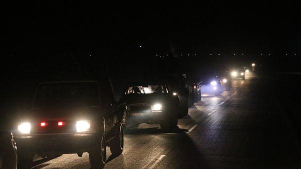 Fırat'ın doğusunda hareketlilik: Esad rejimi güçleri Münbiç kırsalına girdi
