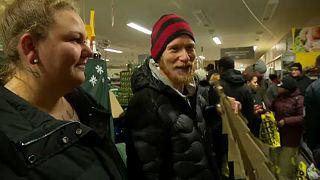 Weihnachten in Dänemark: Umsonst fürs Festmahl einkaufen