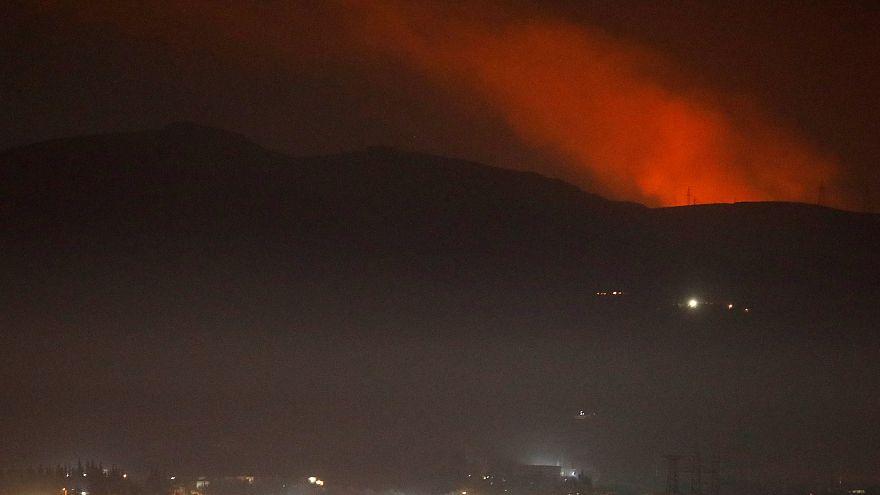 روسيا: الدفاعات الجوية السورية دمرت 14 من 16 صاروخا إسرائيليا يوم الثلاثاء