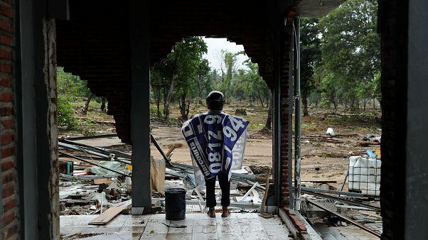 Новое штормовое предупреждение в регионе Суматры и Явы
