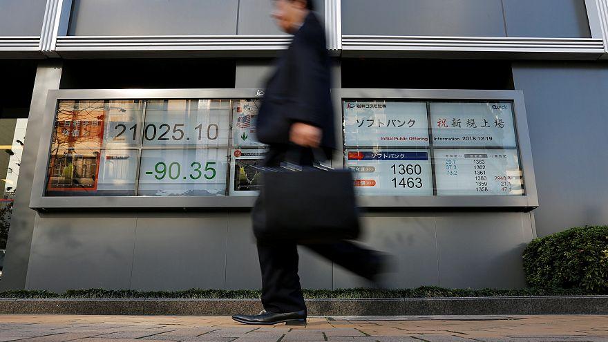 Bolsa de Tóquio fecha em terreno positivo