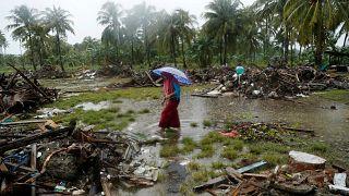 Tsunami en Indonésie : la crainte d'une crise sanitaire
