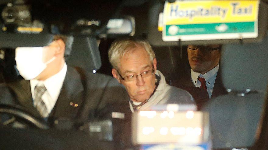 Kefaletle serbest bırakılan Nissan yöneticisi Kelly sağlık kontrolünden geçirildi