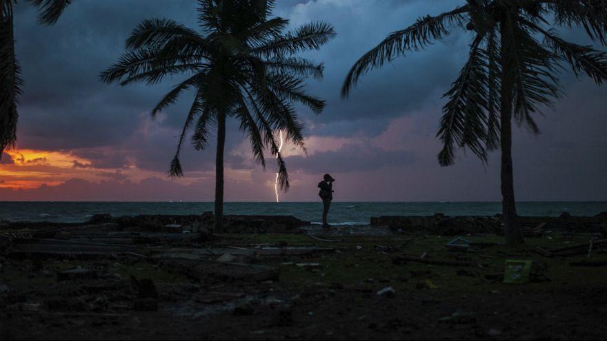 هشدار مقامات اندونزی: از سواحل مشرف به قله آتشفشانی دوری کنید