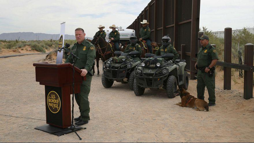 دستور اداره حفاظت مرزی آمریکا: همه کودکان مهاجر بازداشت شده کنترل پزشکی شوند