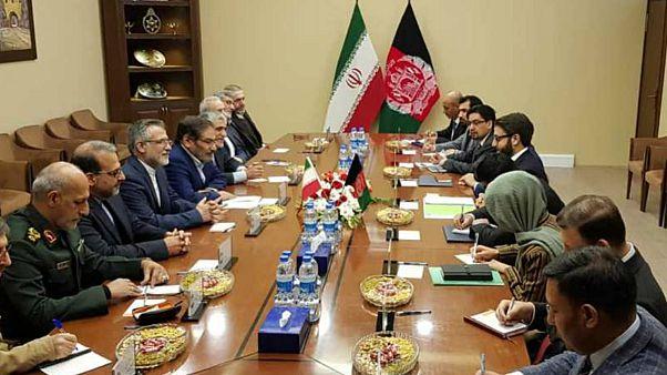 سفر دبیر شورای عالی امنیت ملی ایران به کابل