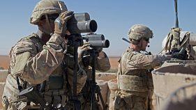 Menbiç'te 4 ABD askerinin öldüğü intihar saldırısını IŞİD üstlendi