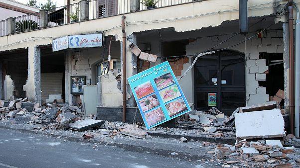 Sicile : fort séisme sur le flanc de l'Etna